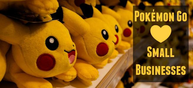 Pokémon GO Tips: Business Edition