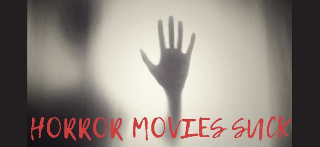 Halloween Movies Suck